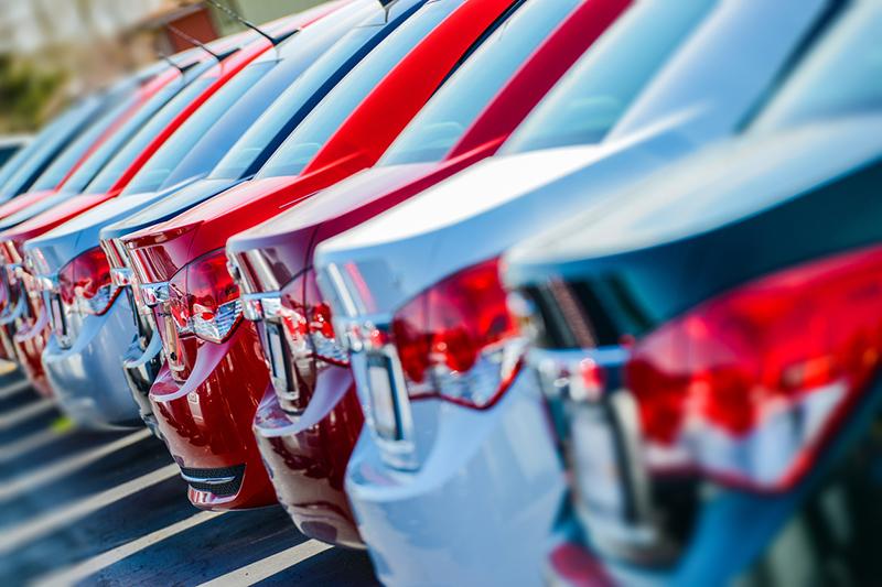 car dealership, auto industry, U.S. auto sales, cars, lot