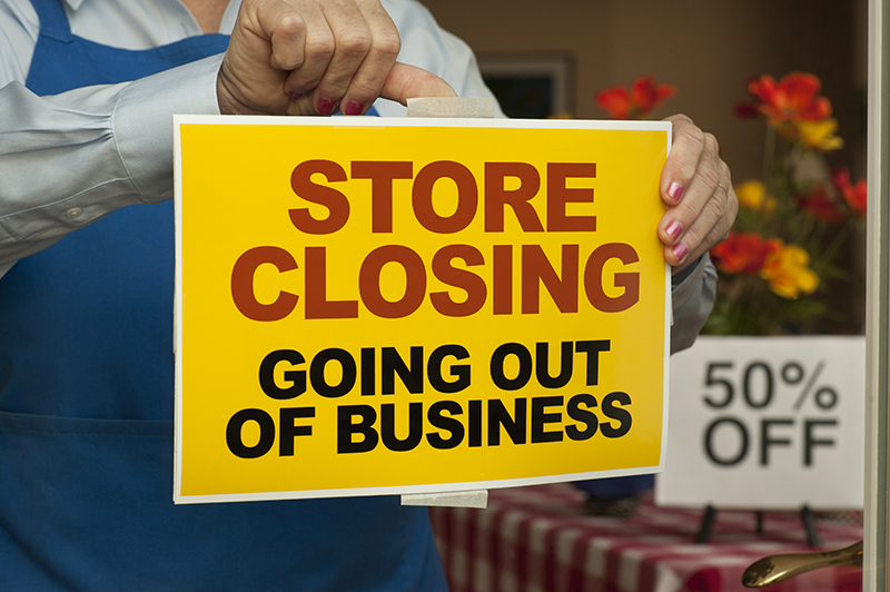 store closing, out of business, retail
