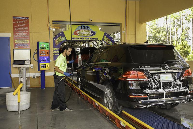 192 Car Wash Express