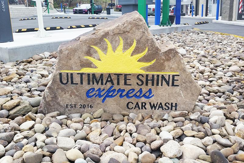 Ultimate Shine Express Car Wash