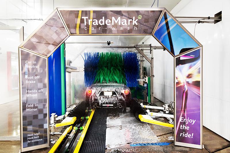 TradeMark Car Wash