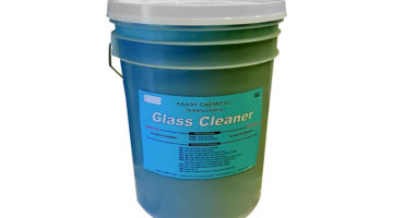 Glass Cleaner, Kaady Chemical Corp.