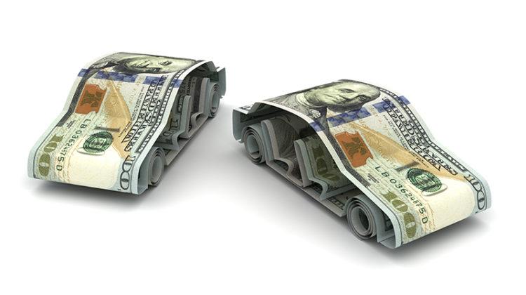 dollars, money, cars