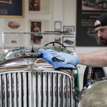 Jay Leno's Garage Advanced Vehicle Care