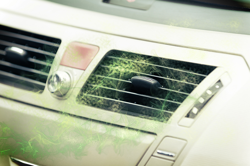 malodors, odor, ventilation system, car, interior