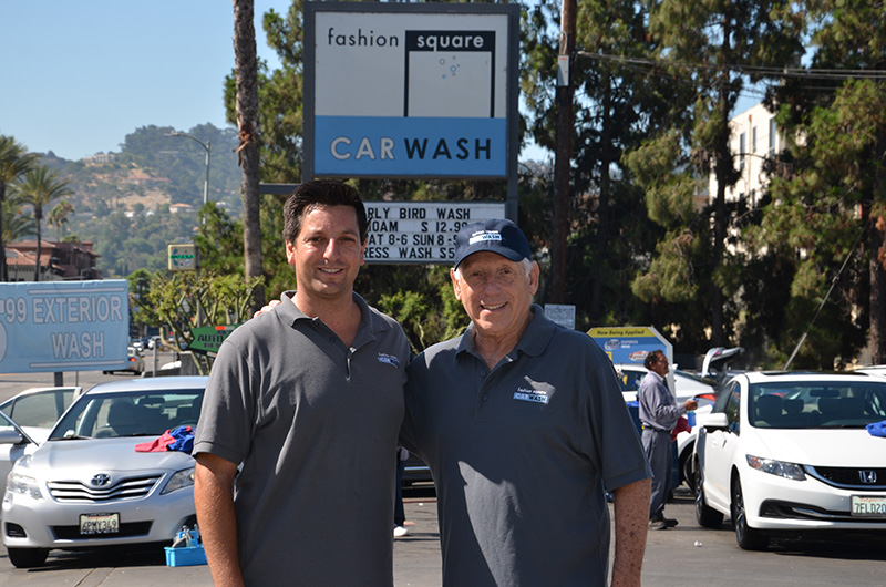 Fashion Square Car Wash