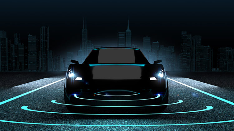 self-driving car, autonomous vehicle, sensors