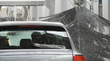 car, carwash, tunnel, wrap, brush, express exterior carwash