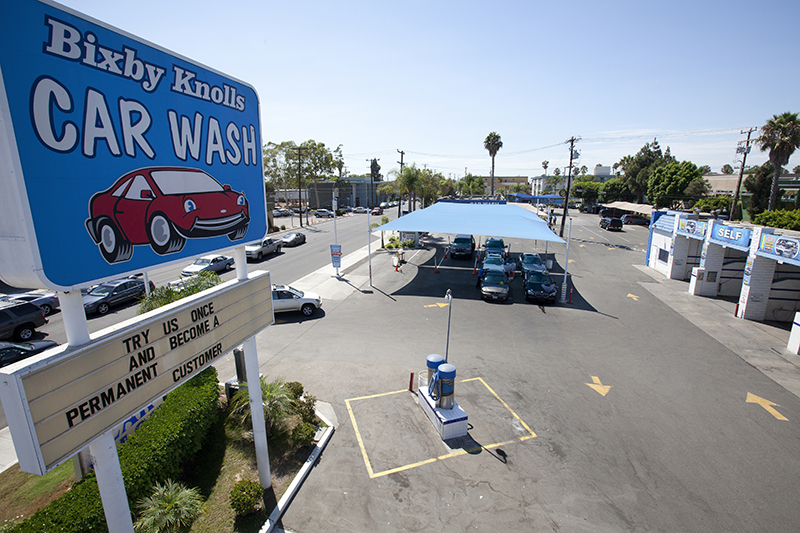 Bixby Knolls Car Wash and Detail Center