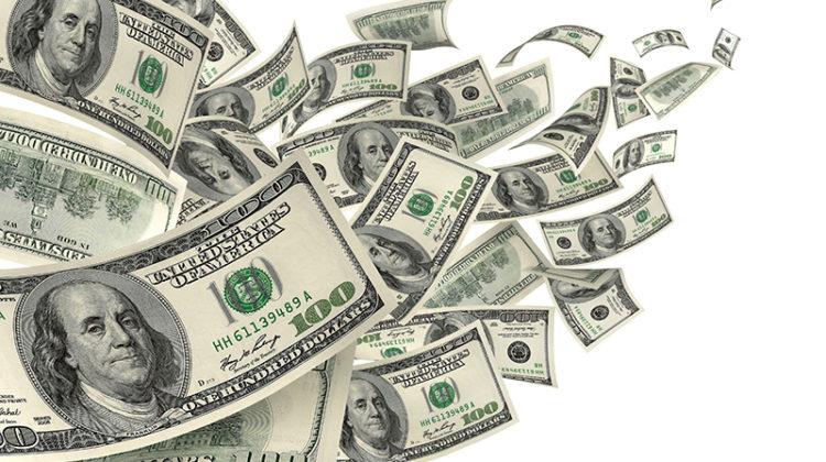 hundred dollar bills, cash flow