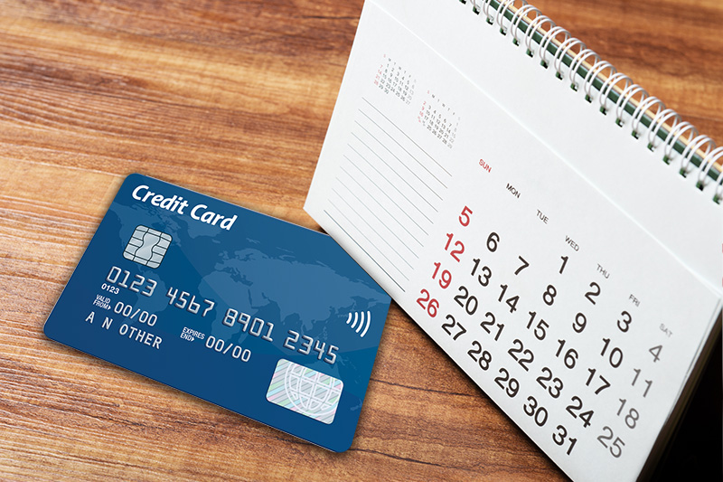 calendar, credit card, monthly unlimited plans