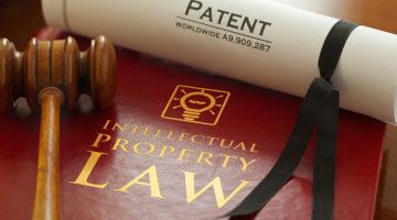 patent, patent law, gavel, book