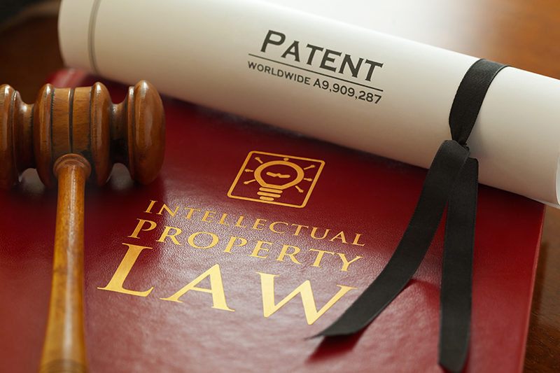 patent, patent law, gavel, book