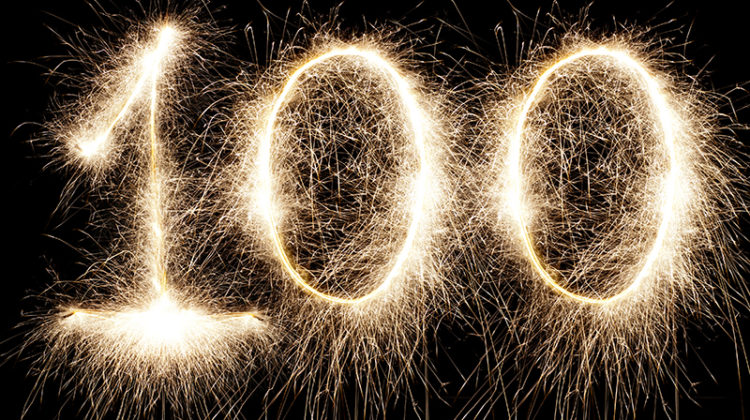 glowing 100, fireworks, sparklers