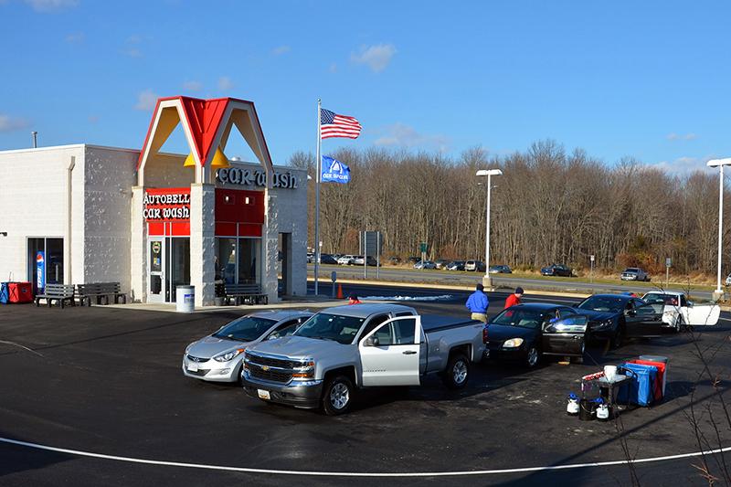 Autobell Car Wash Bel Air, MD