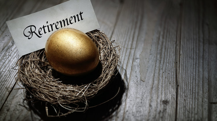 golden nest egg, retirement, income