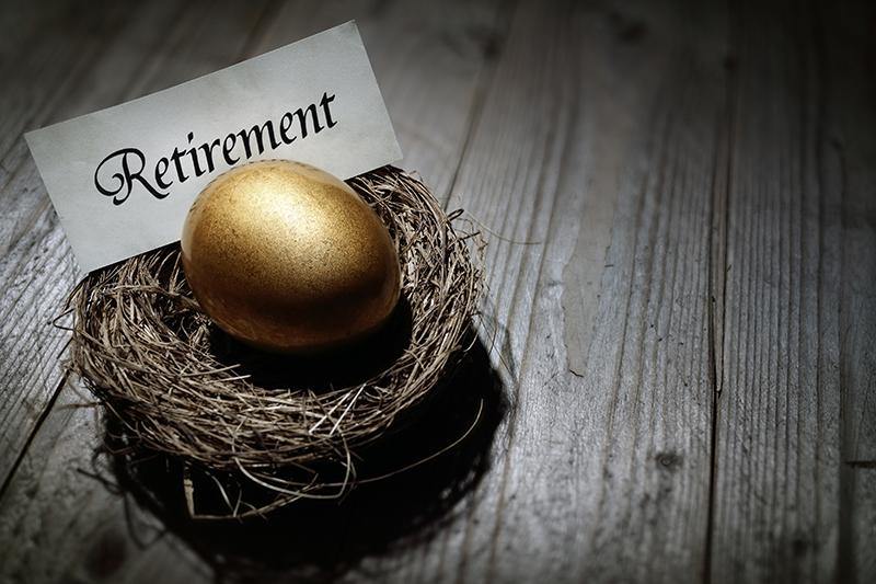 golden nest egg, retirement, income