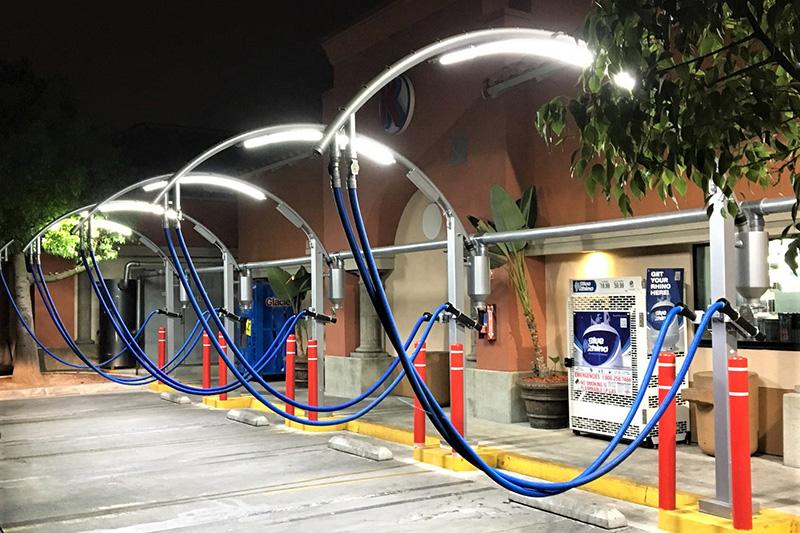 G&G LED Lighting, vacuum lighting, LEDs, vacuum arches