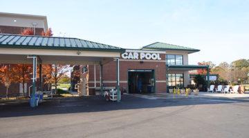 Car Pool Car Washes