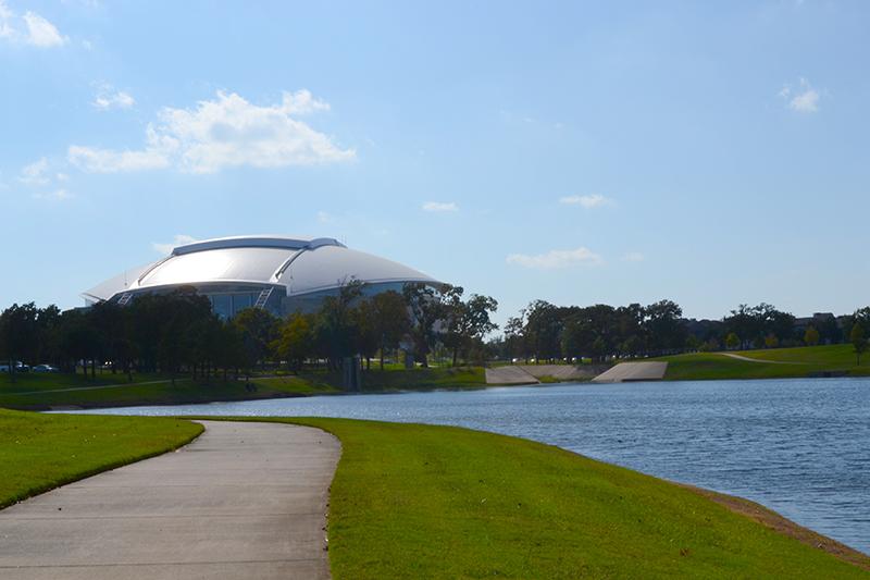 Arlington, Texas, AT&T Stadium