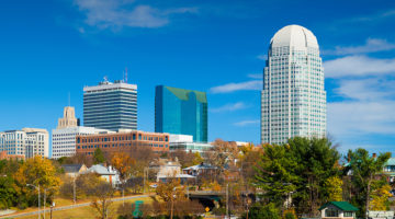 Winston-Salem, North Carolina