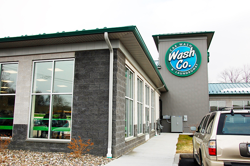 Wash Co. Car Wash & Laundromat