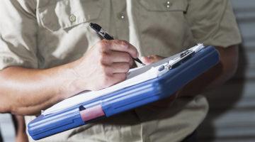maintenance checklist, maintenance man, employee