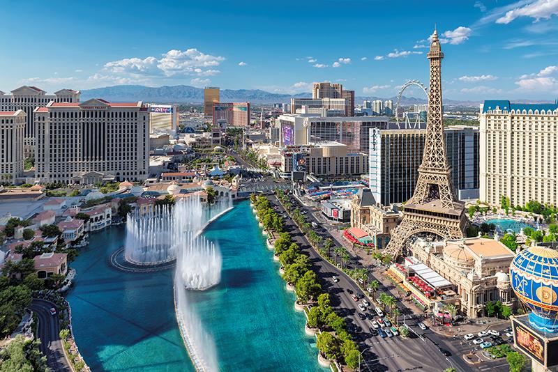 Las Vegas, Nevada, The Strip