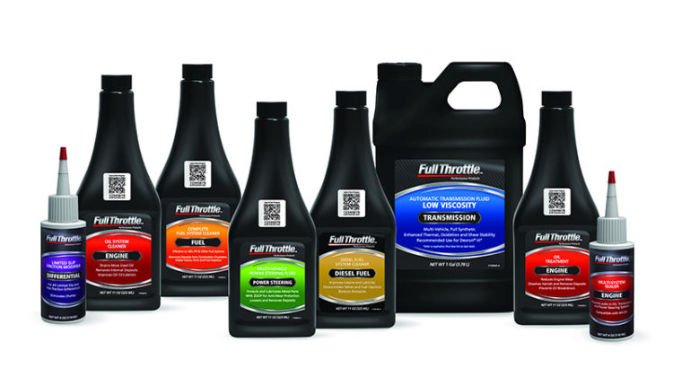 Full Throttle® Performance Products/ITW Professional Automotive Products