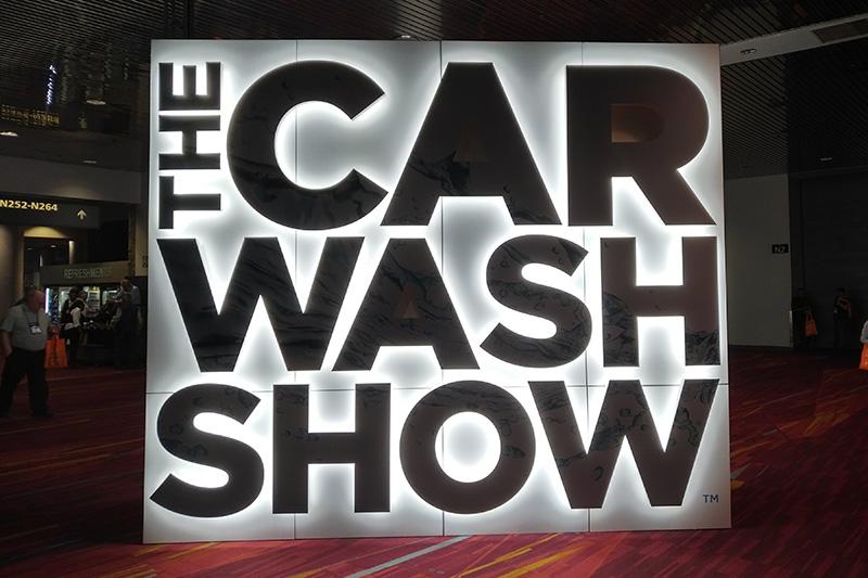 Recap the car wash show 2018 makes a splash in vegas the car wash show 2018 solutioingenieria Choice Image