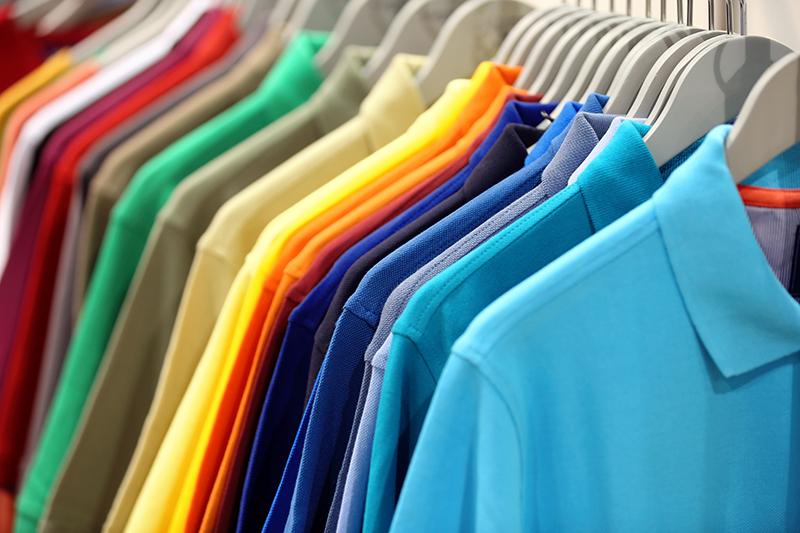 shirts, uniforms, colors, polos