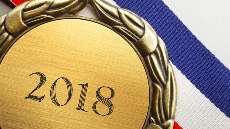 award, 2018, medal