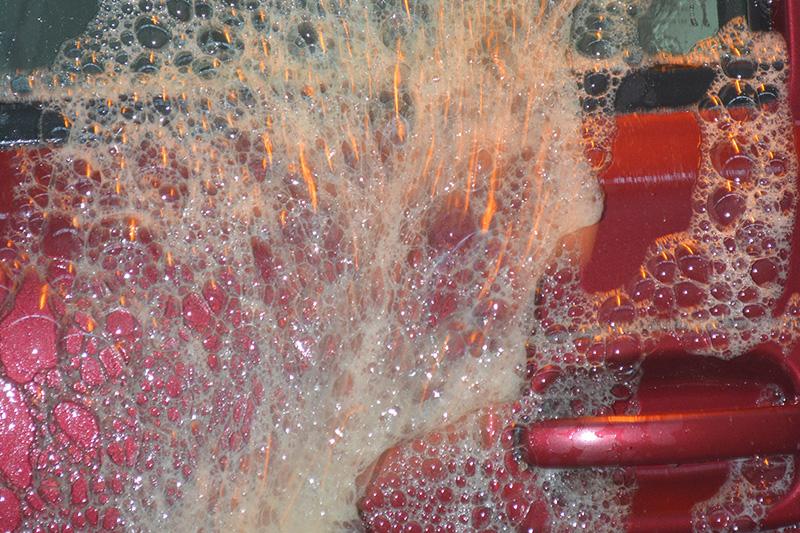 wax, soap, car, chemistry, bubbles