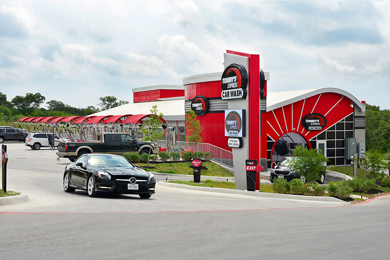 e1eac2bc0a1e Market Focus  Tommy s opens its first LEED-certified carwash ...