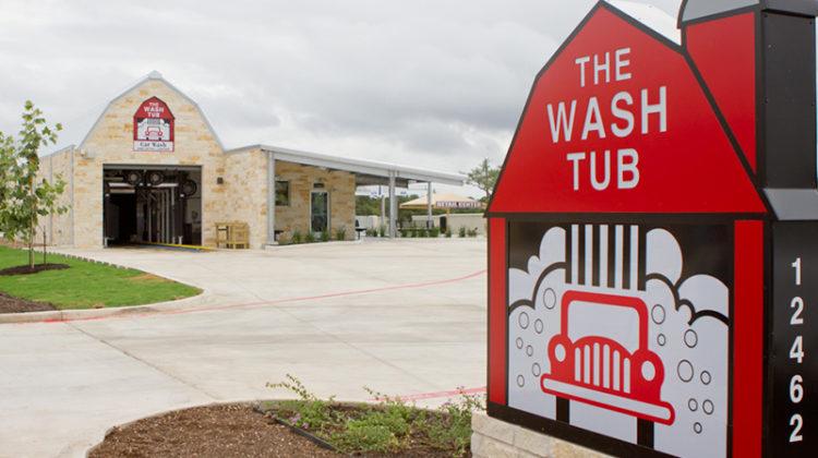 The Wash Tub
