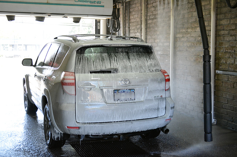 IBA, in-bay automatic, car, wash, carwash, water, touchless, touch free, chemicals, soap