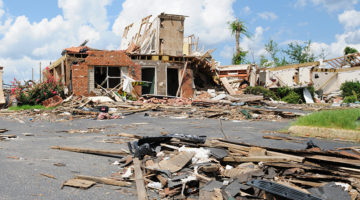 insurance, tornado damage, hurricane, wreck, building