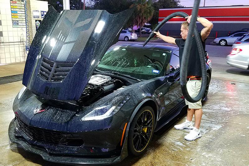 Joe's Car Wash