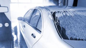 IBA, in-bay automatic, self-serve carwash