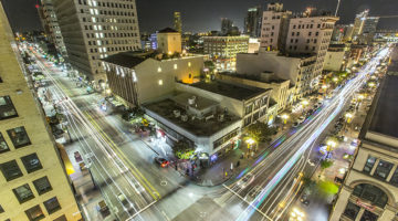 city, intersection, site selection, design, street, cars, buildings