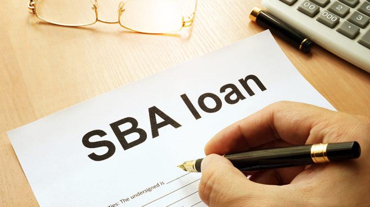 SBA loan, financing, money