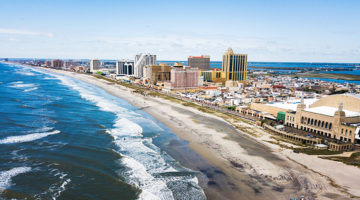 Atlantic City, beach, New Jersey