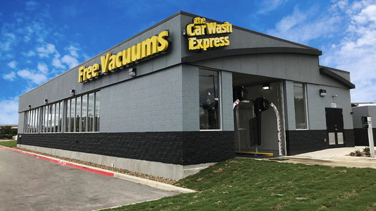 The Car Wash Express