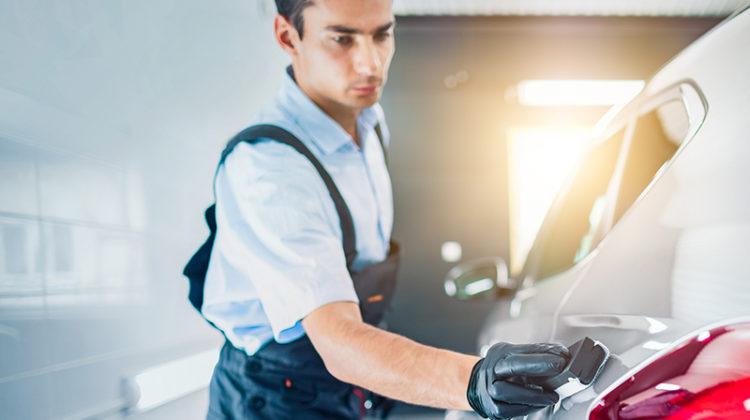 car, detailing, polishing, paint chip repair