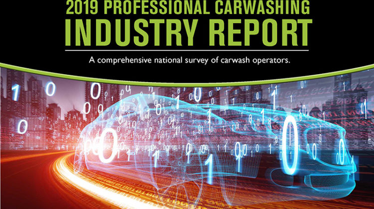 2019 Professional Carwashing Industry Report