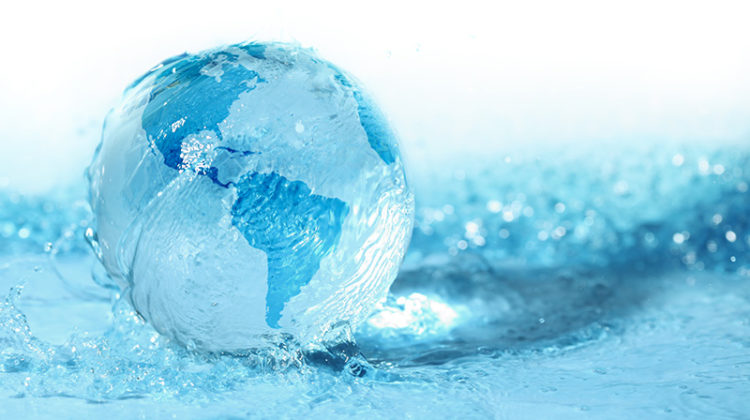 water, globe, recycling, eco-friendly, environmentalism, water reclaim, water reuse