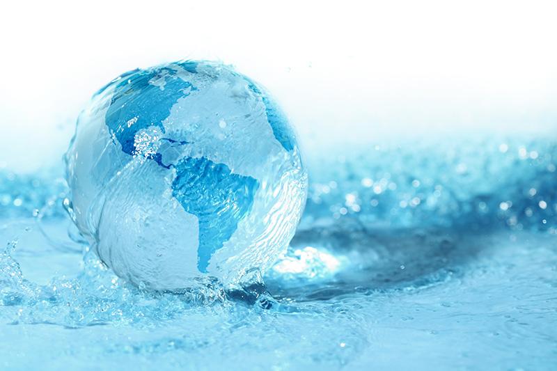 water, globe, recycling, eco-friendly, environmentalism, water reclaim, water reuse