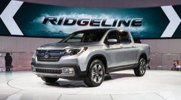 Honda, Ridgeline