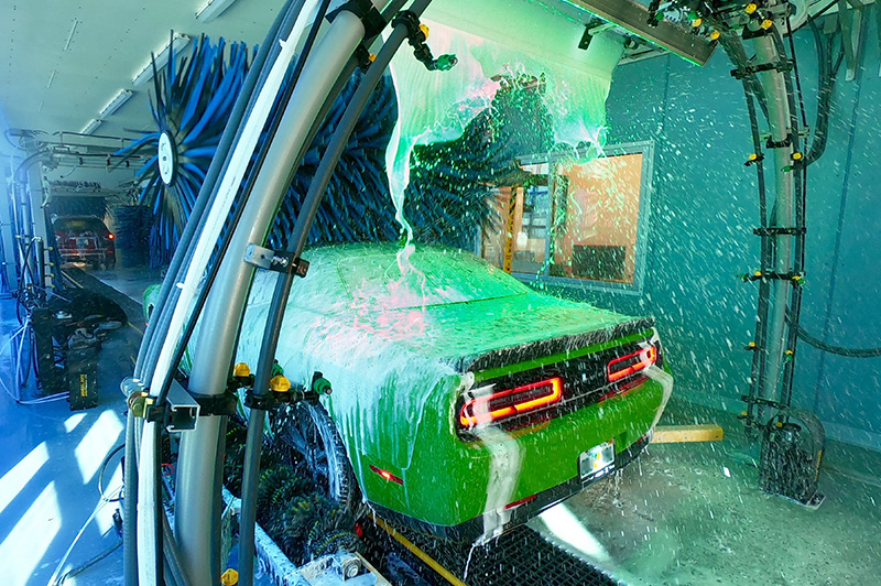 Otto's Express Car Wash