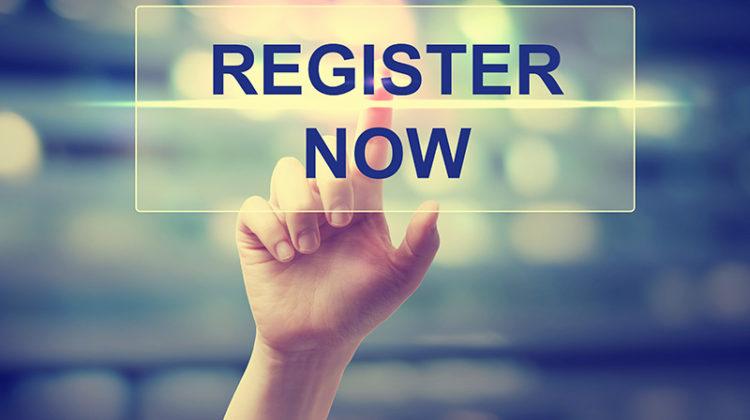 register, registration